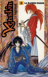 Kenshin le Vagabond -INT02- La Raison d'Agir / Les Deux Destinées