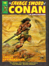 Conan (The Savage Sword of) - La Collection (Hachette) -16- Conan le libérateur
