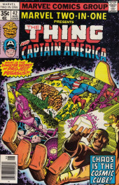 Marvel Two-In-One (1974) -42- Entropy, Entropy...