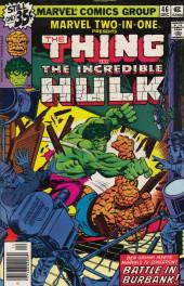 Marvel Two-In-One (1974) -46- Battle in Burbank!