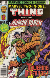 Marvel Two-In-One (1974) -59- Trial and Error!