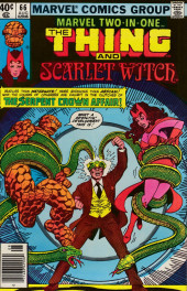 Marvel Two-In-One (1974) -66- The Serpent Crown Affair! Part Three A Congress of Crowns!
