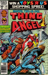 Marvel Two-In-One (1974) -68- Discos and Dungeons!