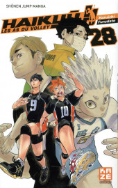 Haikyu !! Les As du Volley -28- Tome 28