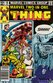 Marvel Two-In-One (1974) -96- Visiting Hours!