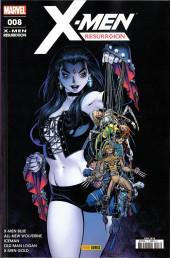 X-Men Resurrxion  -8- Peine et trouble