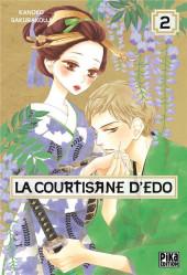 La courtisane d'Edo -2- Tome 2