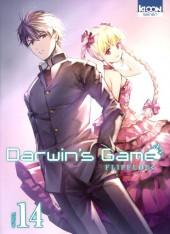 Darwin's Game -14- Tome 14