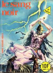 Les grands classiques de l'épouvante -96- Le sang noir