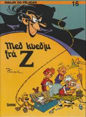 Spirou et Fantasio (en langues étrangères) -16Islandais- Med kuedju frá z