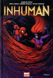 Inhuman -2- L'héritage