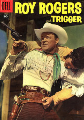 Roy Rogers and Trigger (Dell - 1955) -111- (sans titre)