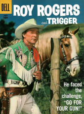 Roy Rogers and Trigger (Dell - 1955) -112- Go for Your Gun!