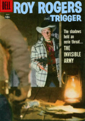 Roy Rogers and Trigger (Dell - 1955) -115- The Invisible Army