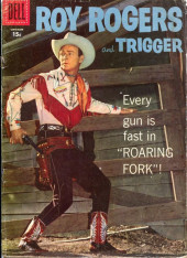 Roy Rogers and Trigger (Dell - 1955) -117- Roaring Fork