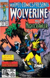 Marvel Comics Presents Vol.1 (Marvel Comics - 1988) -108- Male Bonding Part 8