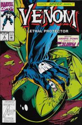 Venom: Lethal Protector (1993) -3- Lethal Protector Part 3: A Verdict of Violence