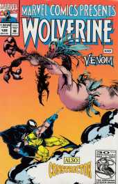 Marvel Comics Presents Vol.1 (Marvel Comics - 1988) -120- Marvel Comics Presents #120