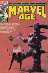 Marvel Age (1983) -28- Marvel Age 28