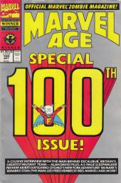 Marvel Age (1983) -100- Marvel Age 100