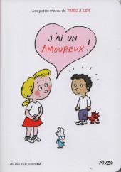 Les petits tracas de Théo & Léa -10- J'ai un amoureux !