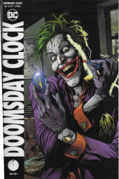 Doomsday Clock (2018) -5A- There Is No God