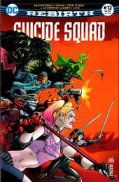 Suicide Squad Rebirth (DC Presse) -12- Tome 12