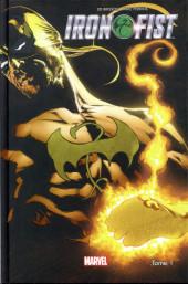 Iron Fist (100% Marvel - 2018) -1- L'Épreuve des sept maîtres
