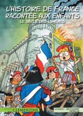 L'histoire de France racontée aux enfants -4- Le Siècle des Lumières
