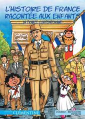 L'histoire de France racontée aux enfants -6- La France contemporaine
