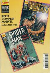 Un récit complet Marvel -Rec25- Double Album Relié N°25 (n°50 et n°51)