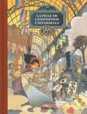 La fille de l'exposition universelle -TL- Paris 1855
