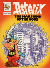 Astérix (en anglais) -16b- The Mansions of the Gods