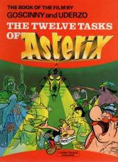 Astérix (en anglais) -C1b- The twelve tasks of Asterix