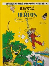 Spirou et Fantasio (en langues régionales) -2Catalan- Espirú i els hereus