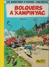 Spirou et Fantasio (en langues régionales) -15Catalan- Bolquers a xampinyac