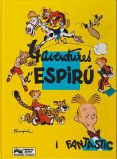 Spirou et Fantasio (en langues régionales) -30Catalan- 4 aventures d'espirú i fantastic