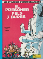 Spirou et Fantasio (en langues régionales) -12Catalan- El presoner dels 7 budes
