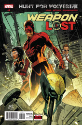 Hunt for wolverine - Weapon Lost -2- Issue 2