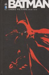 Batman : Dark Victory -INT a13- Amère victoire