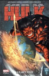 Hulk (Marvel Deluxe) -3- Planète Rouge
