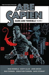 Abe Sapien (2008) -INTHC2- Abe Sapien: Dark and Terrible Volume 2