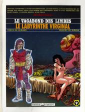 Le vagabond des Limbes -9b1990- Le labyrinthe virginal