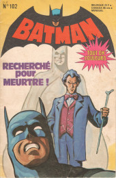 Batman (Interpresse) -102- L'attaque de la grande maison