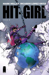 Hit-Girl (2018) -4- Issue 4