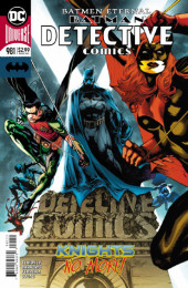 Detective Comics (1937) -981- batmen Eternal - Finale