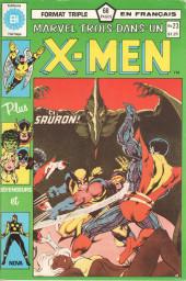 X-Men (Éditions Héritage) -23- Visions de mort !