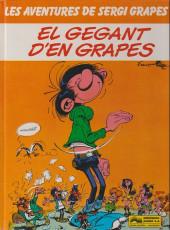 Gaston (en langues régionales) -5Catalan- El gegant d'en grapes