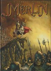 Merlin (Istin/Lambert) -8b- L'aube des armes
