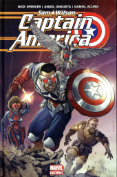 Captain America : Sam Wilson -2- Civil War II